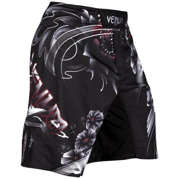 Шорты ММА Venum Samurai Skull Black
