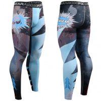 Компрессионные штаны Fixgear FPL-78