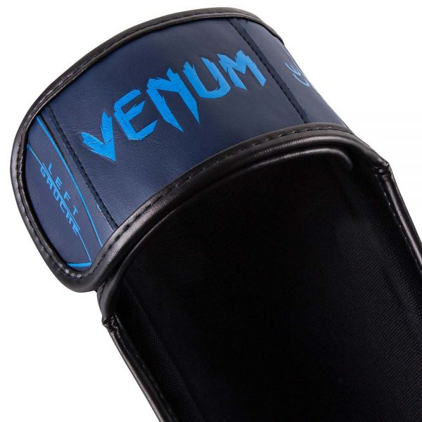 Щитки Venum Nightcrawler Navy Blue
