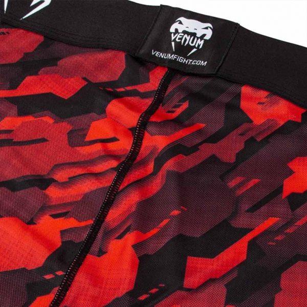 Компрессионные штаны Venum Tecmo Red
