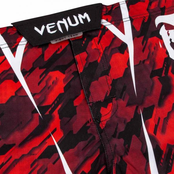 Шорты ММА Venum Tecmo Red
