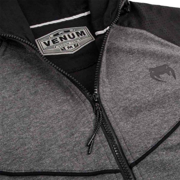 Толстовка Venum Laser Grey