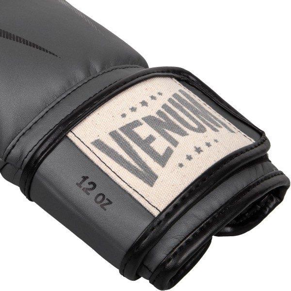Боксерские перчатки Venum Giant Sparring Grey