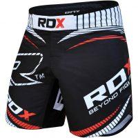 Шорты ММА RDX R1 Red