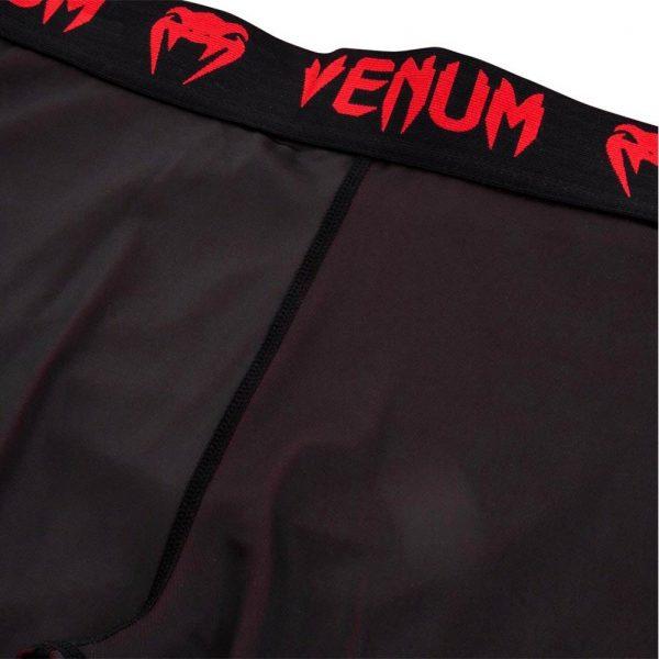 Компрессионные штаны Venum Giant Black/Red