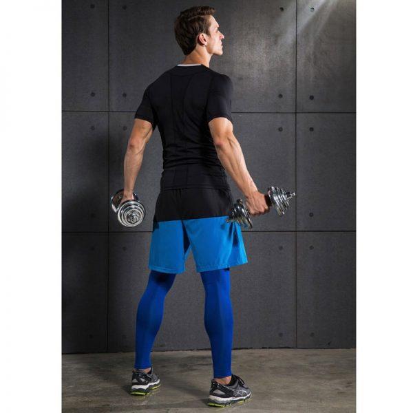 Компрессионные штаны Vansydical MBF073