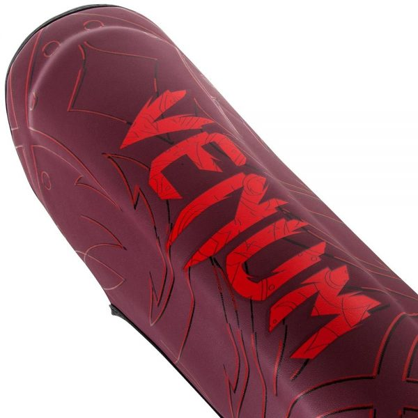 Щитки Venum Nightcrawler Red