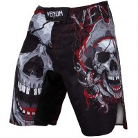 Шорты ММА Venum Pirate 3.0 Black/Red