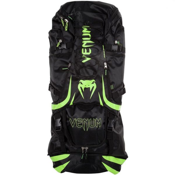 Рюкзак Venum Challenger Xtreme Black/Neo Yellow