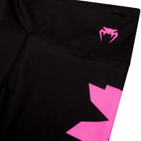Леггинсы Venum Giant Black/Neo pink