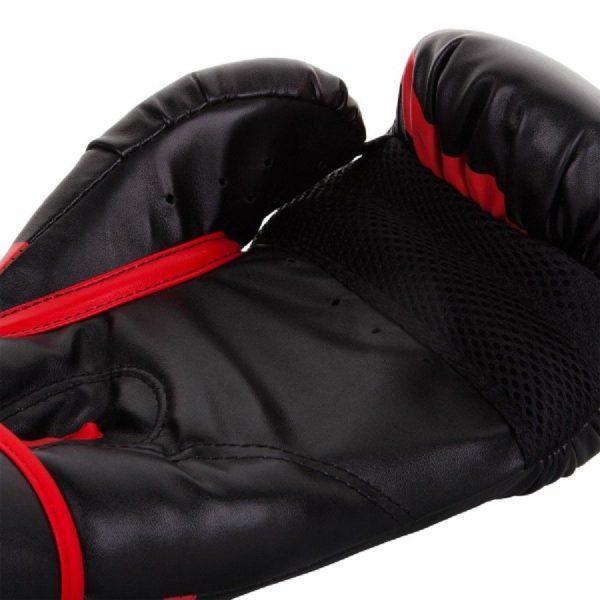 Перчатки боксерские Venum Challenger 2.0 Neo Black/Red