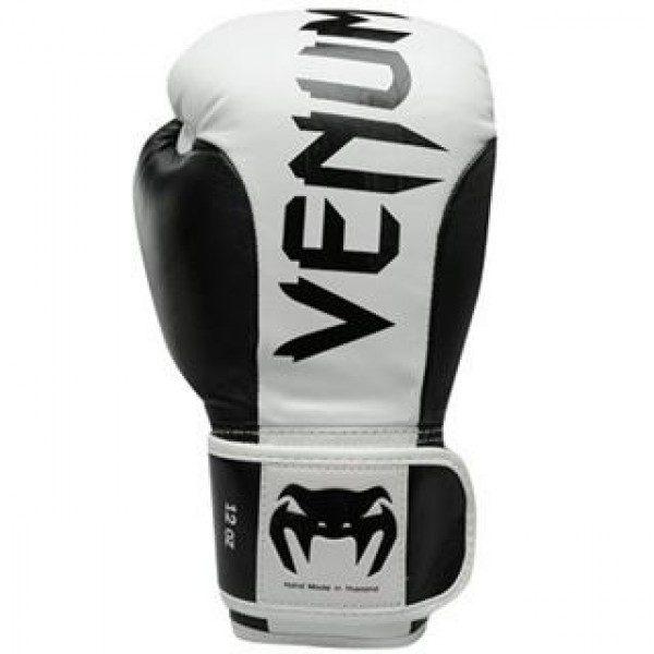 Боксерские перчатки Venum Absolute Black/White