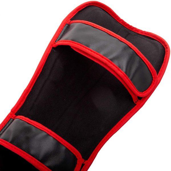 Щитки Venum Challenger Neo Black/Red