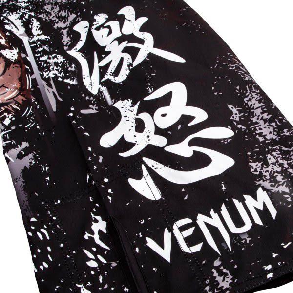 Шорты ММА Venum Gorilla Black, полиэстер