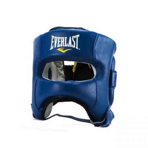 Шлем Elite Leather EVERLAST