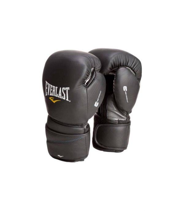 Боксерские перчатки Protex2 Leather 10oz EVERLAST