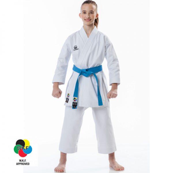 Кимоно Ката Мастер Junior TOKAIDO WKF 12 oz