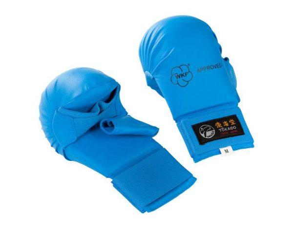 Накладки для каратэ Tokaido WKF (с защитой пальца)