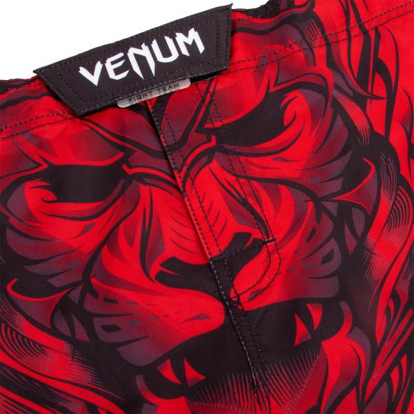Шорты ММА Venum Bloody Roar Black/Red