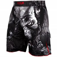 Шорты ММА Venum Werewolf Black/Grey