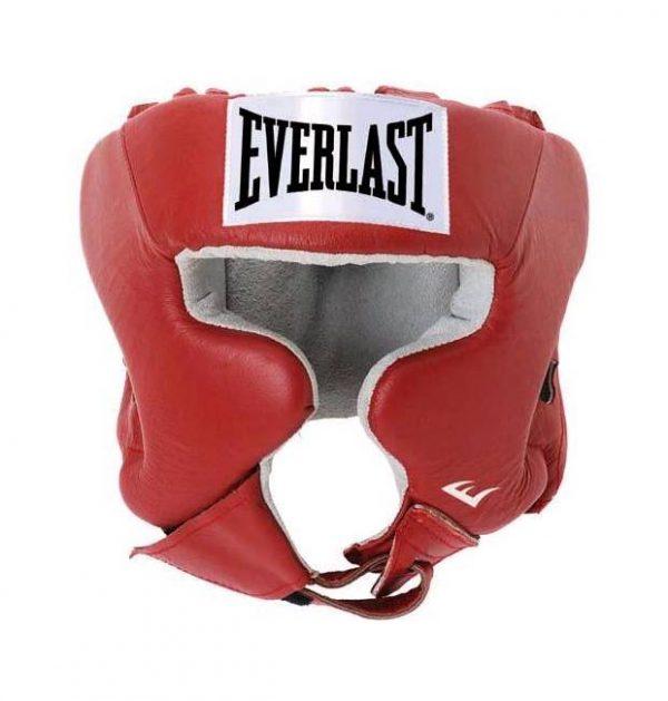 Шлем с защитой щек USA Boxing Cheek EVERLAST