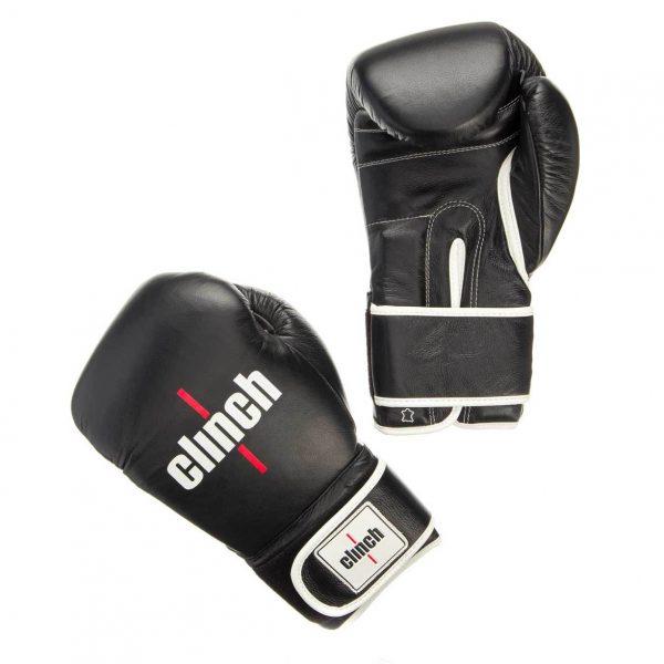 Перчатки боксерские Clinch Pro