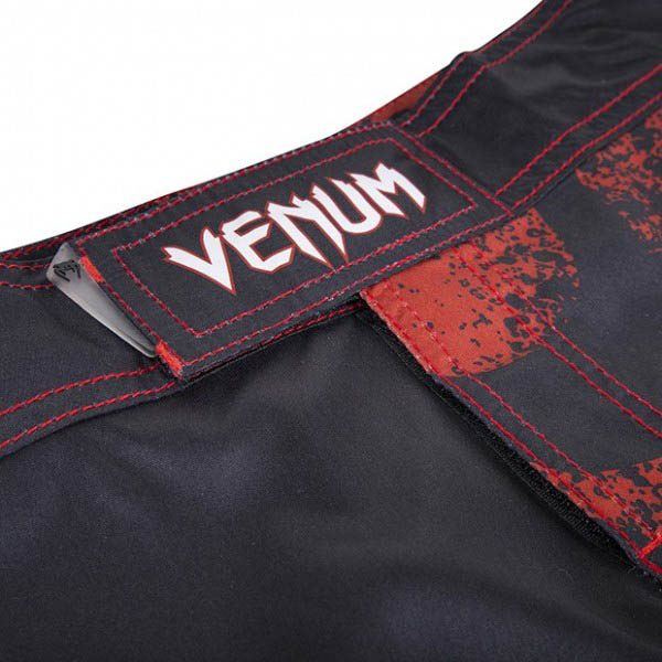 Шорты ММА Venum Crimson Viper Black