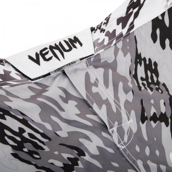 Шорты ММА Venum Neo Camo White/Black
