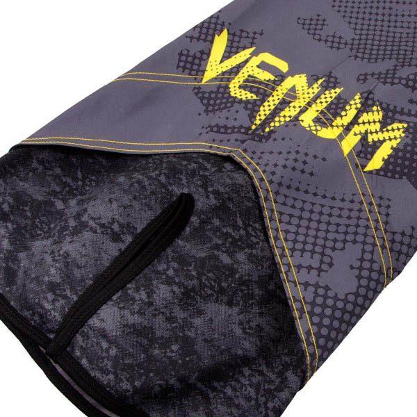 Шорты ММА Venum Tramo Black/Yellow