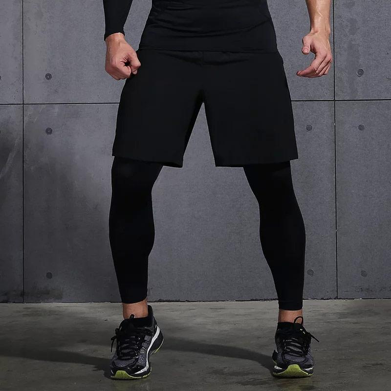 7434cabe844c Компрессионные штаны Vansydical MBF76001 - купить в Москве, по ...