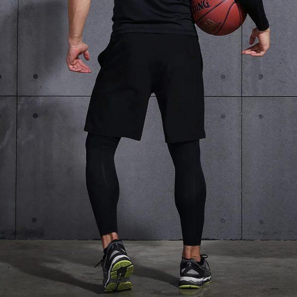 Компрессионные штаны Vansydical MBF76001