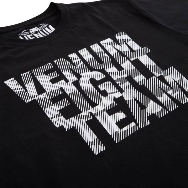 Футболка Venum Speed Camo Urban Tee Black