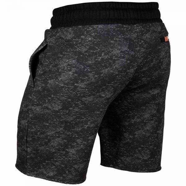 Шорты Venum Tramo Cotton - Black/Grey