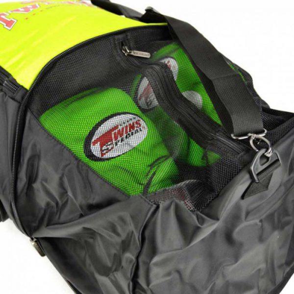 Рюкзак Twins Bag Green-5