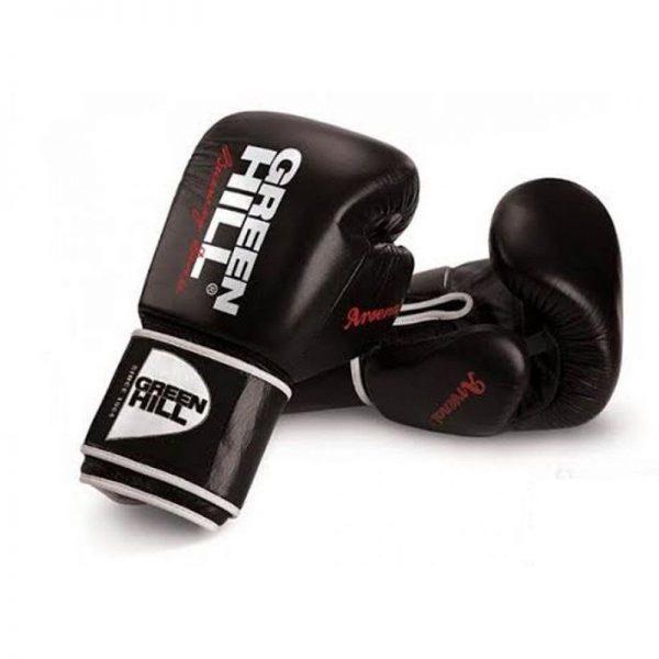 Боксерские перчатки ARSENAL Green Hill 8-16 oz