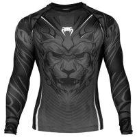 Рашгард Venum Bloody Roar Black/Grey L/S (тренировочная форма)