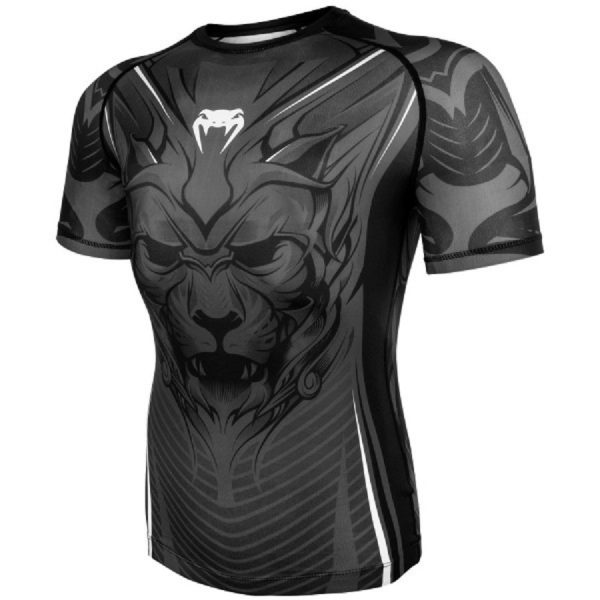 Рашгард Venum Bloody Roar Black/Grey S/S