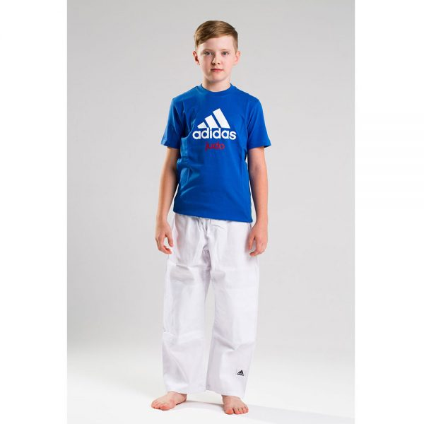 Футболка детская Community T-Shirt Judo Kids ADIDAS