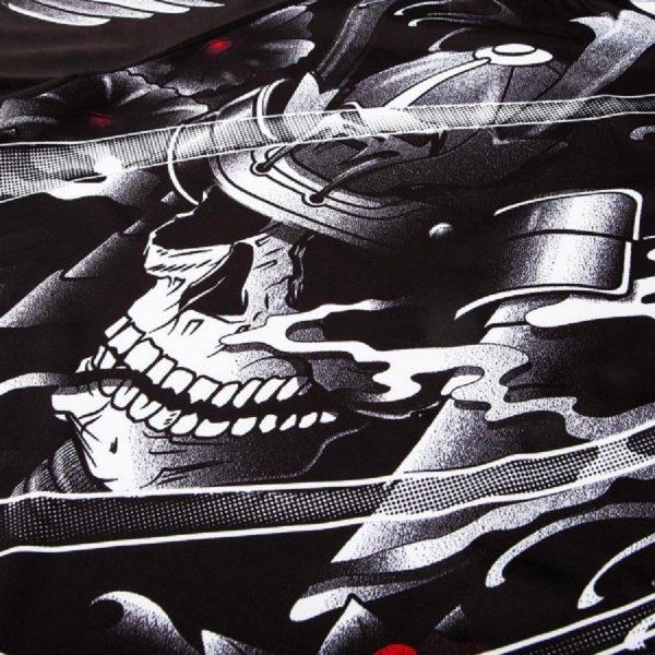 Рашгард Venum Samurai Skull S/S