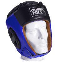 Шлем PRIDE для соревнований Green Hill