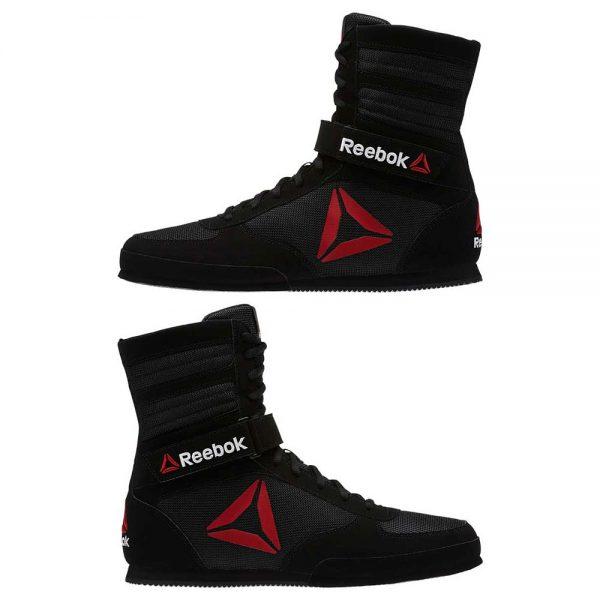 Боксерки Reebok Boxing Boot Buck черные