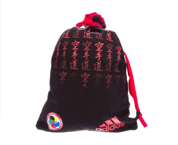 Мешок для кимоно SATIN CARRY BAG KARATE WKF Adidas