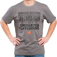 Футболка GRAPHIC TEE BOXING Adidas