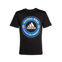 Футболка LEISURE ALL DAY TEE MMA Adidas