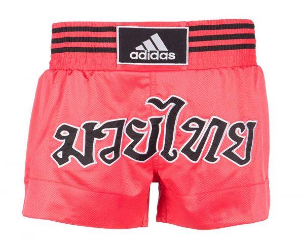Шорты для тайского бокса Thai Boxing Short Micro Diamond Adidas
