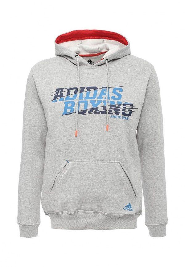Худи GRAPHIC HOODY SLOGAN BOXING Adidas