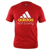 Футболка COMMUNITY T-SHIRT KICKBOXING Adidas