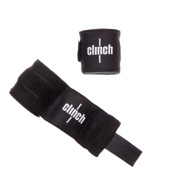 Бинты эластичные для бокса CLINCH BOXING CREPE BANDAGE PUNCH Adidas
