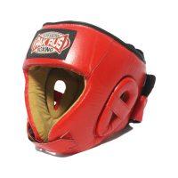 Шлем тренировочный для бокса Pak Rus