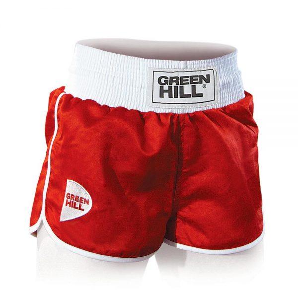 BSL-3794 Трусы для бокса женские LUCY Грин Хилл